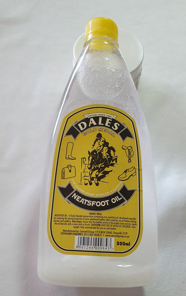 Picture of Dales Neatfoot Oil 500ml