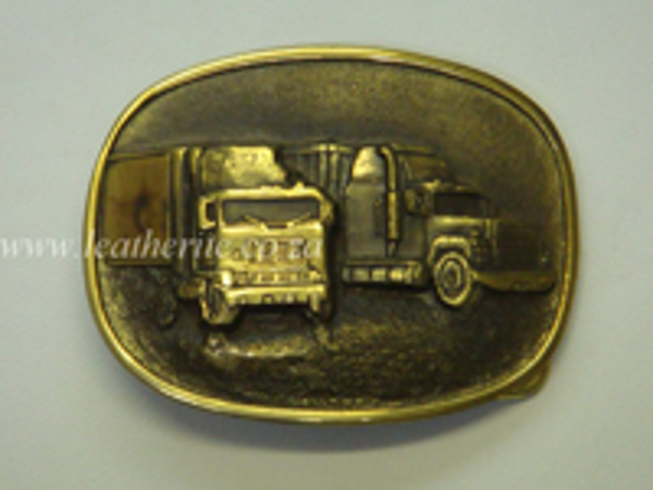Picture of Buckle Trucks 40mm Brass LARGE