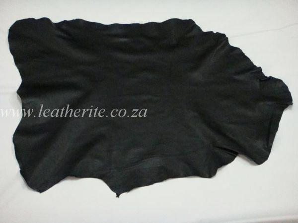 Picture of Sheep Nappa Black