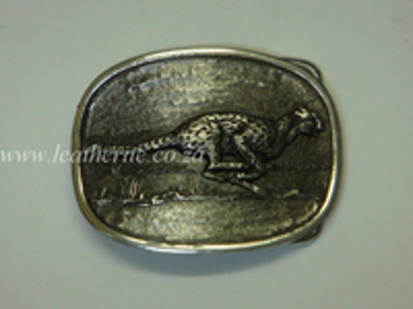 Picture of Buckle Cheetah Running F/ BODY 40mm Aluminium MEDIUM