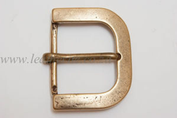 Picture of Buckle B156 A/Brass 50mm