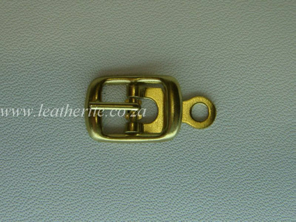 Picture of Buckle 12mm XF788 Brass