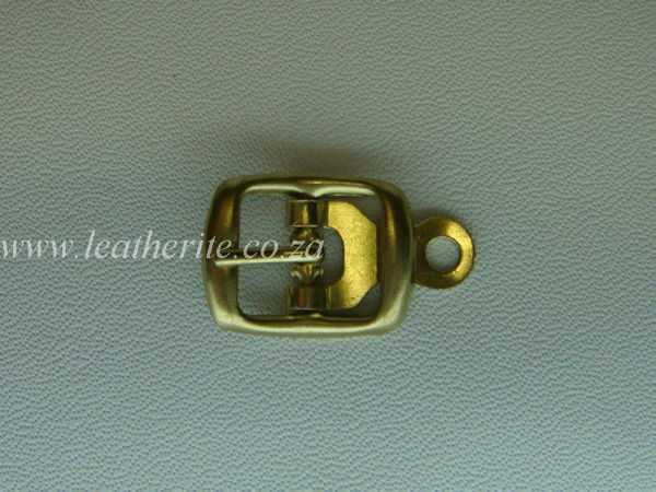 Picture of Buckle 14mm XF288 Brass