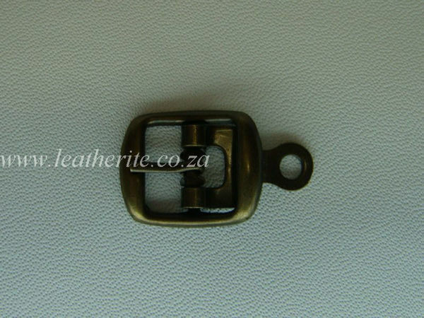Picture of Buckle 16mm XF288 O/Brass