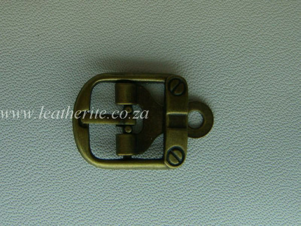 Picture of Buckle 18mm O/Brass XF288