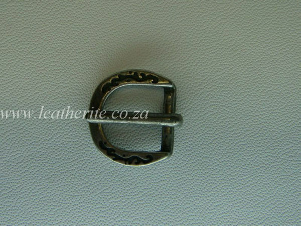 Picture of Buckle 15mm G/Metal B2 A/S