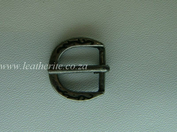 Picture of Buckle B1 20mm G/Metal