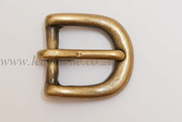 Picture of Solid Brass Buckle  20mm 1B0885-2021