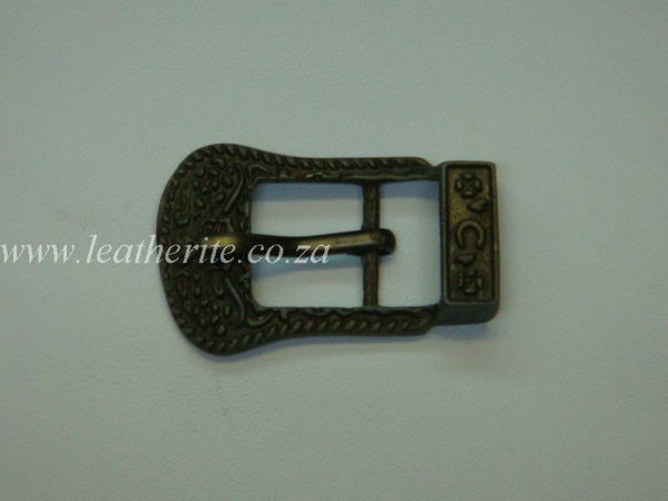 Picture of Buckle ART B83 20 mm A/S Loops & Tips
