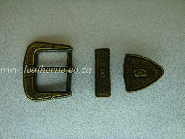 Picture of Buckle 25mm SET A/B B118