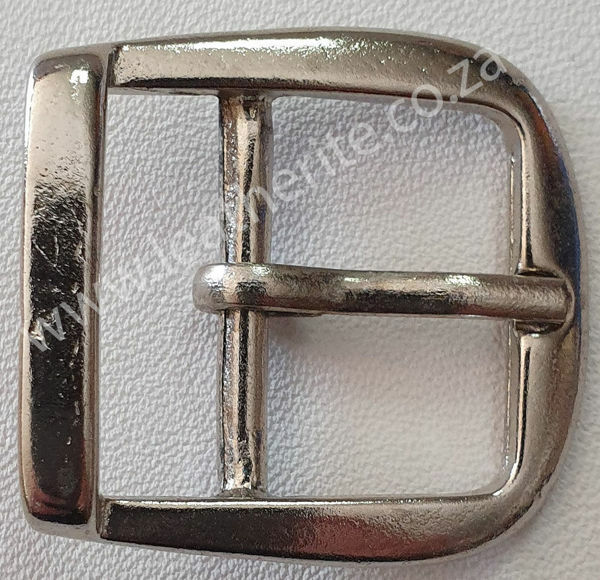 Picture of Buckle 25mm Silver B78