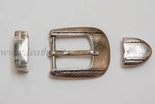 Picture of Buckle 25mm Nic B8 SET