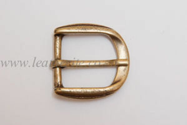 Picture of Buckle 30mm A/Brass B38
