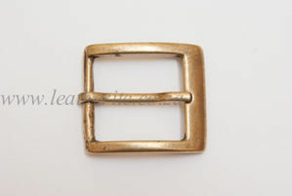 Picture of Buckle B123 A/Brass 35mm