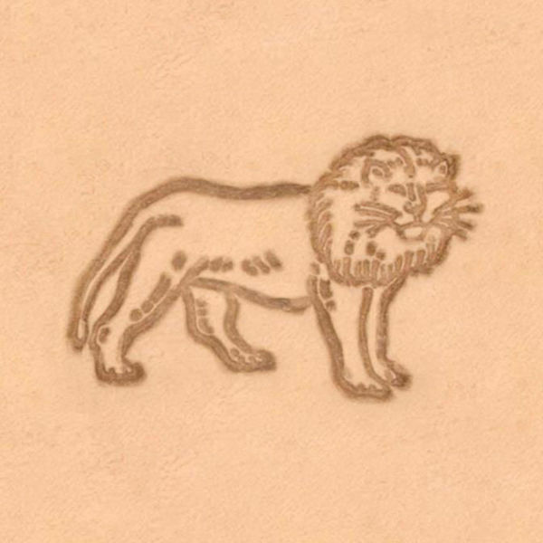 Picture of Pictorial Stamp 8328 LION