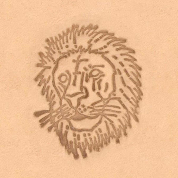 Picture of Pictorial Stamp 8324-00 LION