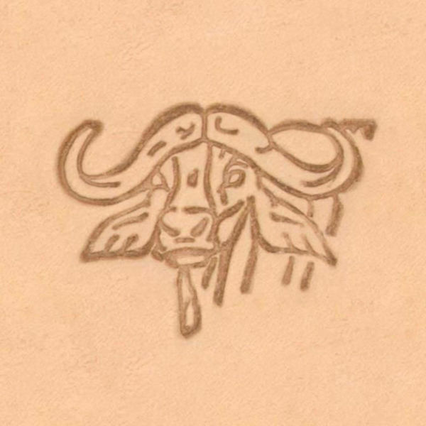 Picture of Pictorial Stamp 8323-00 BUFFALO
