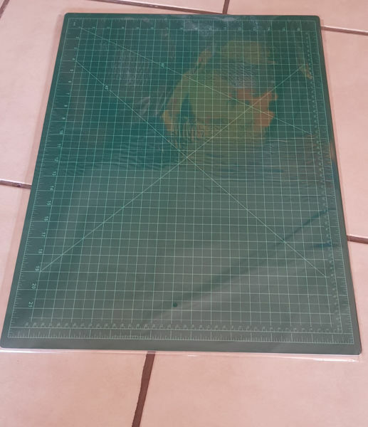 Picture of Cutting Mat Printed 600mmx450mmIH424-02