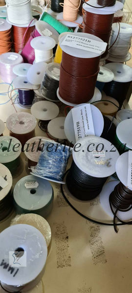 Picture of Leather Cord Round