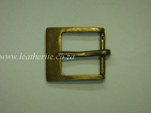 Picture of Buckle B36 A/Brass 35mm
