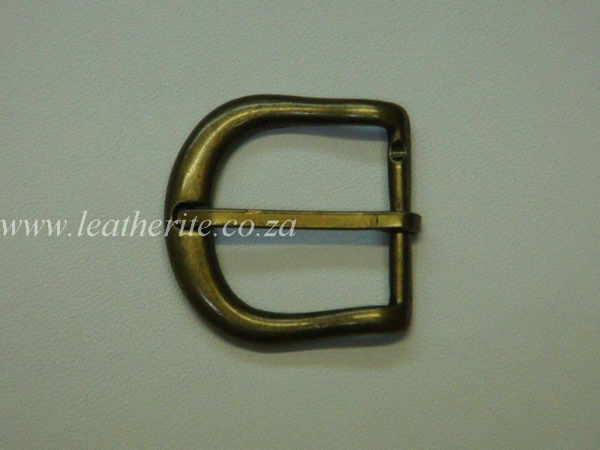 Picture of Buckle 30mm A/Brass B6