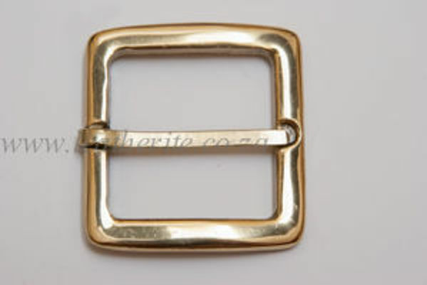 Picture of Buckle Solid Brass 40mm Square