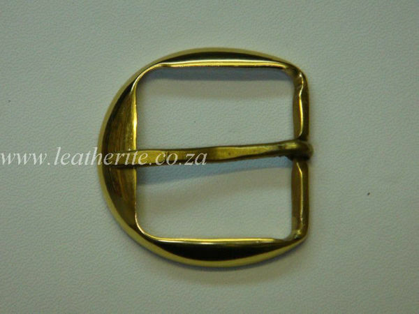 Picture of Buckle Solid Brass 38mm