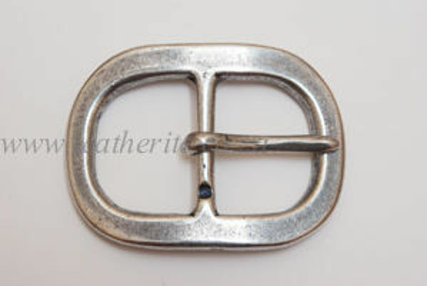 Picture of Buckle B100 A/Silver 38mm