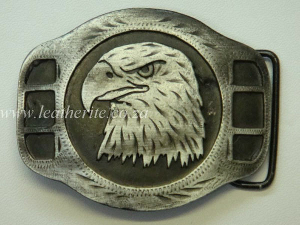 Picture of Buckle Eagle Ass 40mm UB 32 A/Brass