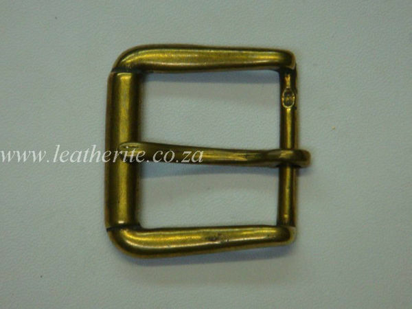 Picture of Buckle  B35 A/Brass 38mm