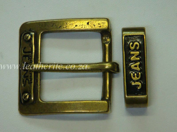 Picture of Buckle  40mm B34 A/Brass