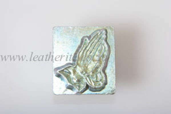 Picture of Stamp 8221-00 Praying Hands