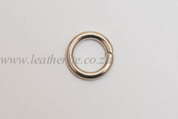 Picture of Solid Ring 8mm HC116 Nic