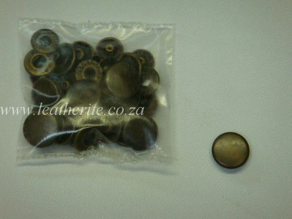 Picture of Press/st 10mm STP506 A/Brass