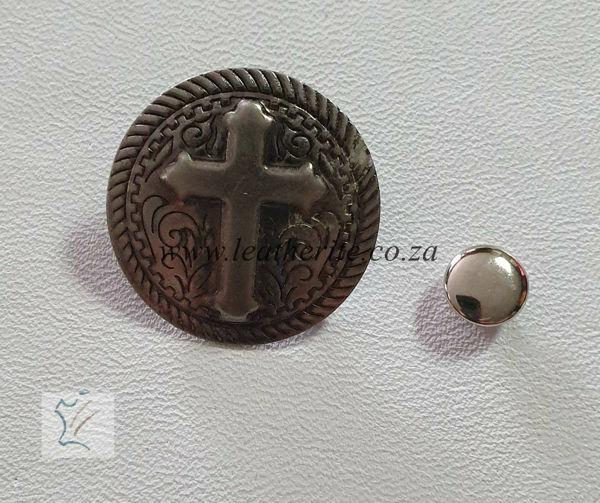 Picture of Conchos Antique Nickel 71506-07