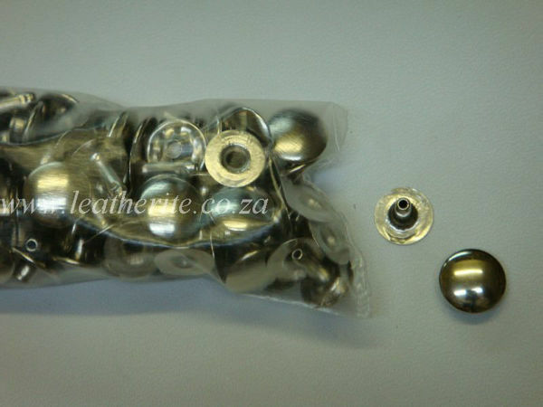 Picture of Rvt 13mm XLarge Nickel RVT613
