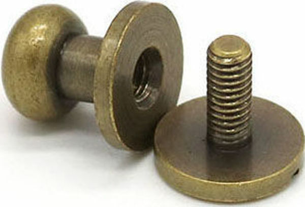 Picture of Button Screw MSLL01/7BOBREX 7mm LL-01