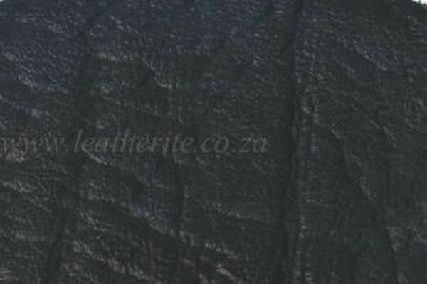 Picture of Upholstery Buffalo  Print Black