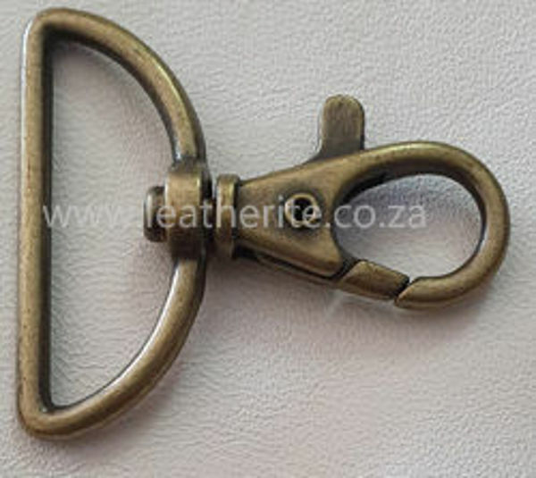 Picture of Snap Hook 30mm OB SH30mm237COBREX