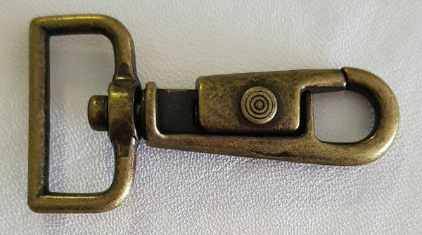 Picture of Snap Hook 26mm SH5471 A/Brass