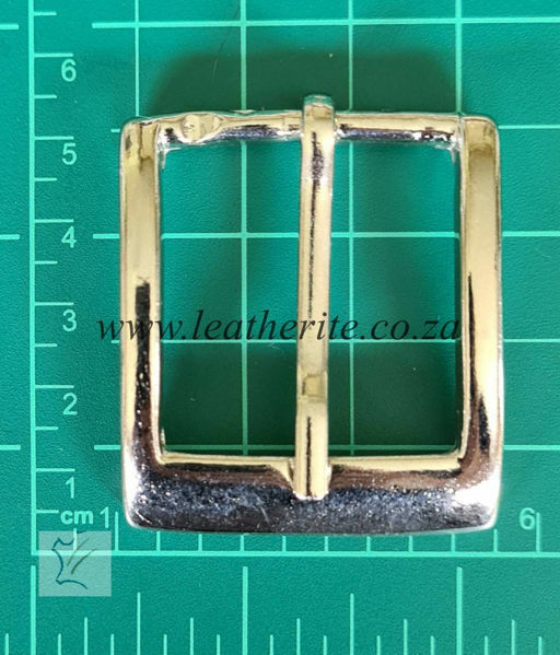 Picture of Buckle B123 Nickel 35mm