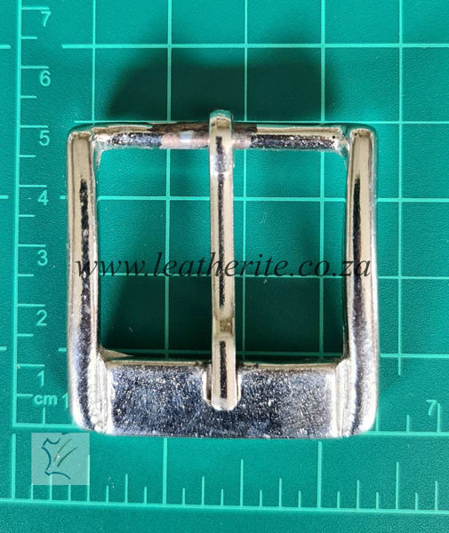 Picture of Buckle B129 Nickel 38mm