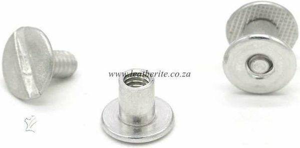 Picture of Interscrews 6.3mm Aluminium