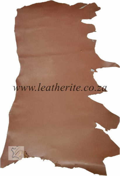 Picture of Veg Sides Tan 2.5mm D/Dyed