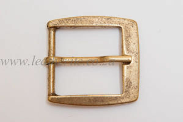 Picture of Buckle 40mm A/Brass B30