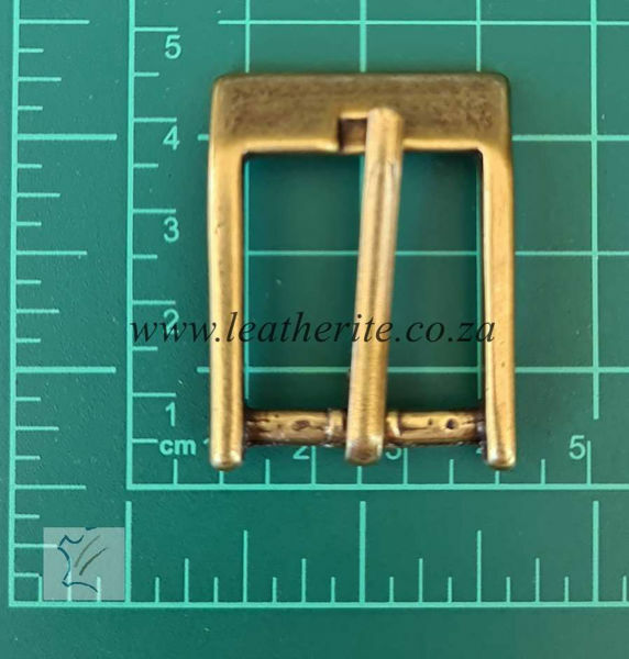 Picture of Buckle 25mm A/Brass B15