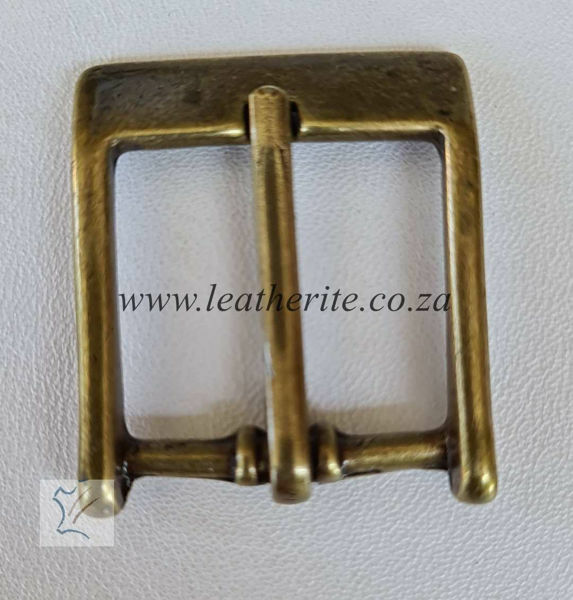 Picture of Buckle 30mm A/Brass B17
