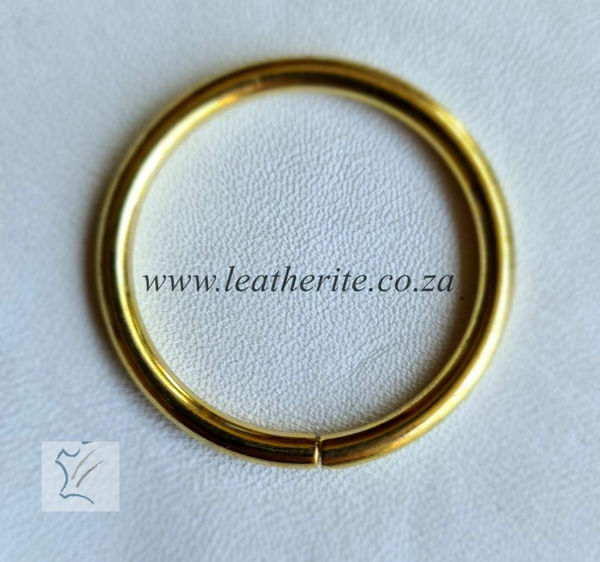 Picture of Economy Rings 32mm 1165-03 Gilt