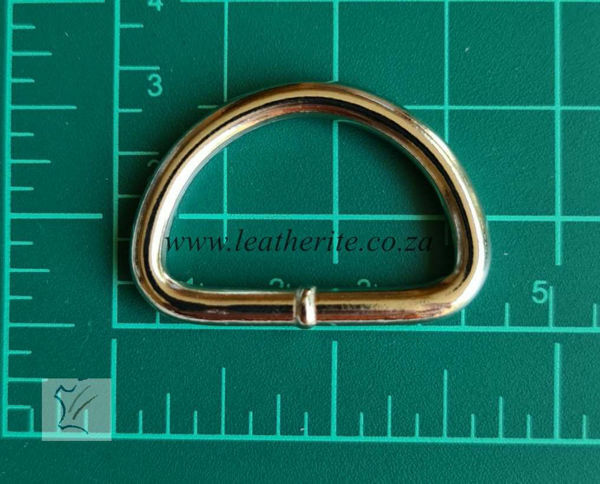Picture of D Ring 32mm welded NP PC111
