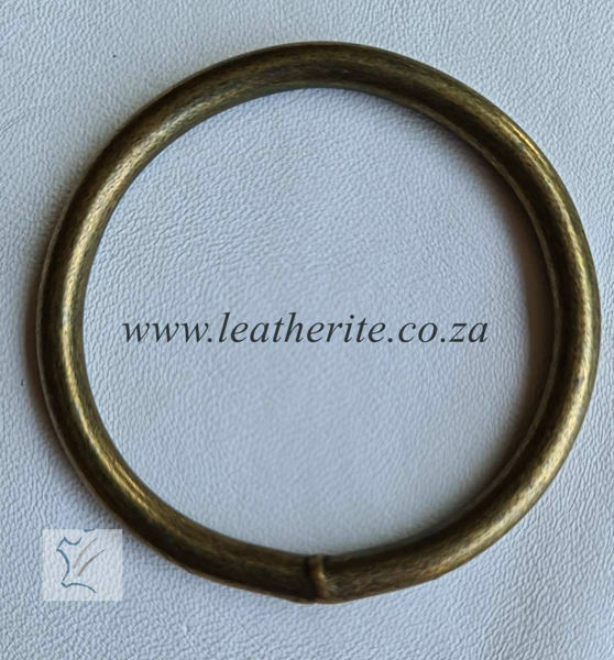 Picture of Solid Ring 50mm HC 379 A/Brass